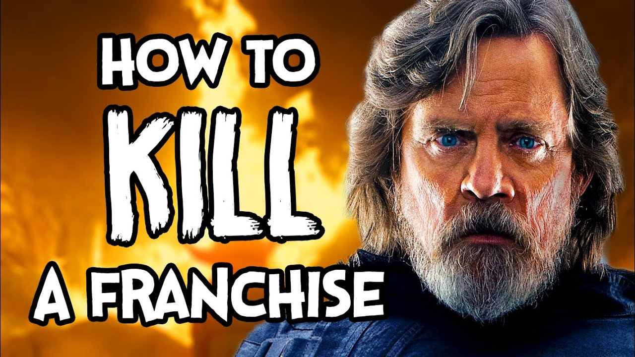 Star Wars – How To Kill A Franchise